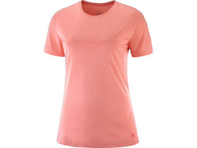 Salomon Comet Classic T-shirt Dames, desert flower